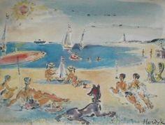 gerard hordijk - at the beach