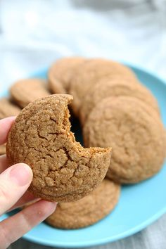 A delicious fall or Christmastime cookie. These Chewy Gingersnaps are soft, chewy and perfectly spiced. A cookie recipe you will use again and again. reallifedinner.com