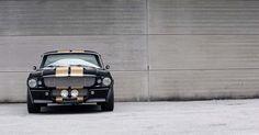 Ford Mustang Eleanor ganha conjunto moderno em corpo clássico - Ultimas Notícias - UOL Carros
