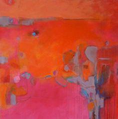 Sondra Richardson | Crush | acrylic and mixed media /sm