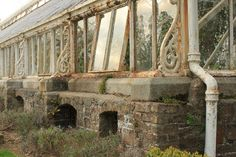 Walled Garden Green House by NP1X, via Flickr