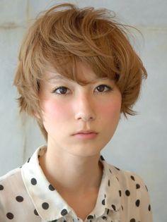 2013 Short Japanese Hair Styles