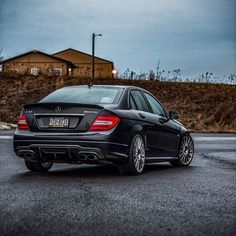 #W204 is life. @jdimaio63 #C63 #MercedesAMG #AMGPower #CClass #AMG
