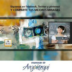 """Así comenzamos Marzo, luciendo en nuestros avatares facebook y twitter esta extraordinaria obra del maestro Eduardo Vargas """"Atmósfera Real"""" llena de energía. Los invitamos a visitar sus perfiles en facebook como Eduardo Vargas, y en instagram como @mirabalvargas7"""
