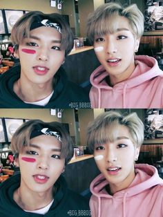 gunmin and heedo big Boys Republic, Fandom, Cute Gay Couples, Korean Group, Yesung, Tvxq, Kpop Boy, Big Boys, Chanyeol
