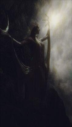 Azura, Lady of Dusk and Dawn, Mother of the Rose - Elder Scrolls V: Skyrim
