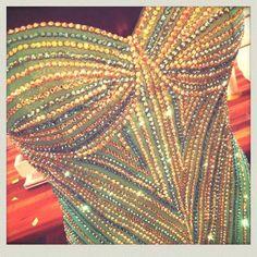 corset detail #ballroom #latin #dance