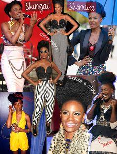 Lista negra: As afro da vez!