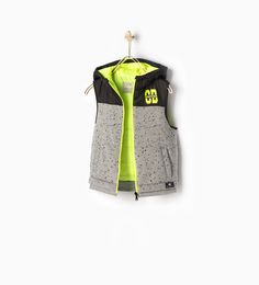 Sport waistcoat-New this week-Boy | 4-14 years-COLLECTION SS16 | ZARA United States
