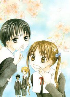 Tags: Anime, Gakuen Alice, Sakura Mikan, Hyuuga Natsume, Imai Hotaru, Nogi Ruka