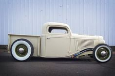 Chopped and channeled 33/34/35 Ford pickup