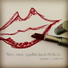 Labbra #rossorubino L'Erbolario Make up #erbolario #makeup