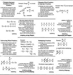 Tons of premade FOLDABLES 6th-grade-math-common-core