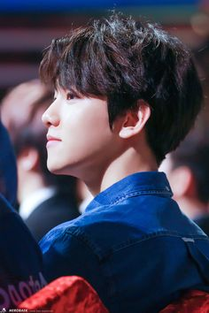 Baekhyun - 160409 16th Top Chinese Music Awards Credit: Merobaek. (第十六届音乐风云榜年度盛典)
