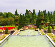 Cianjur, West Java, Indonedia Gardens Of The World, Most Beautiful Gardens, Java, Sidewalk, Around The Worlds, Pavement, Curb Appeal