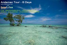 Andaman Tour - 6 Days http://radiancetour.com/tour-detail/60/andaman-tour---6-days