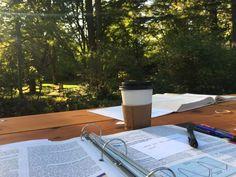 Coffee And Books College Notes, College Life, Coffee Study, Study Corner, Study Organization, Work Motivation, Study Space, Study Hard, Studyblr