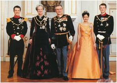 Danish Royal Family | Recent Photos The Commons Getty Collection Galleries World Map App ...