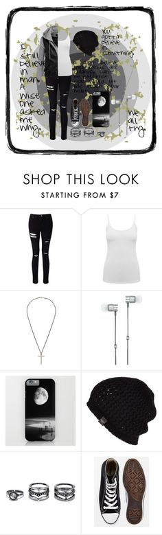 """""""Song of the Day: We All Try by Frank Ocean"""" by lorna-castillo ❤ liked on Polyvore featuring Miss Selfridge, M&Co, LE3NO, Gucci, Master & Dynamic, UGG Australia, Lulu*s and Converse"""