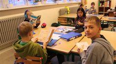 74 skoler har testet heldagsskolen, og eleverne var glade for den