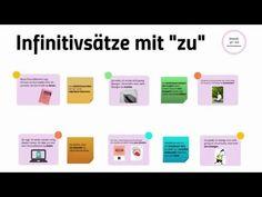Infinitivsätze mit zu, Deutsch Global