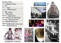 Customer Profile - Fashion Fashion Portfolio Layout, Fashion Design Sketchbook, Art Portfolio, Client Profile, Sketchbook Layout, Black Cab, Chelsea London, Fashion Marketing, Fashion Brand
