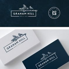 Graham Hill Design needs a logo to stand out from the crowd by EARCH