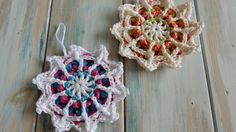 How to crochet my Mandala, thanks so xox   ☆ ★   https://www.pinterest.com/peacefuldoves/