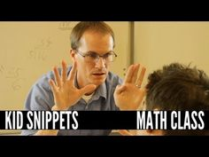 """Kid Snippets: """"Math Class"""" (Kids Tell, Adults Act) Kid History strikes again!"""