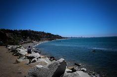 Malibu to Santa Monica, California    7/11/14   rcf