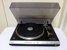 PHILIPS AF-829 Hifi Music System, Turntable, Music Instruments, Audio, Retro, Filing Cabinets, Record Player, Musical Instruments, Retro Illustration
