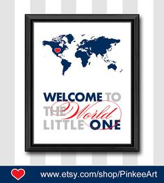 Hey, I found this really awesome Etsy listing at https://www.etsy.com/listing/187075260/world-map-theme-baby-wall-art-travel