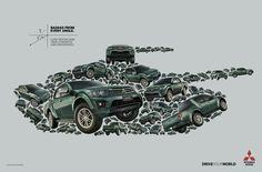 Lürzer's Archive - Mitsubishi Motors Brazil