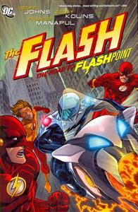 The Flash 2 the road to flashpoint
