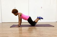 Can't Do a Push-Up? Here's Where to Start