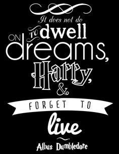 Albus Dumbledore Harry Potter Quote Printable by DesignsbyFlorence, $2.99
