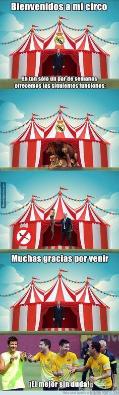 750578 - El circo del Real Madrid