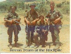 Vietnam war era pics of special units, LRRPS, MACV SOG,AATV,SEALS,FFL,GREEN BERETS... - Page 5