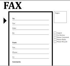 fax cover letter template httpjobresumesamplecom1253fax