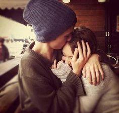 couples | Tumblr forehead kisses<3