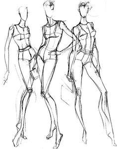 Female postures