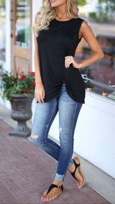 Fashion Tips Color 35 Best Casual Spring Outfits For Women To Look Cute - Bebeautylife.Fashion Tips Color 35 Best Casual Spring Outfits For Women To Look Cute - Bebeautylife Casual Summer Outfits For Women, Summer Fashion Outfits, Cute Casual Outfits, Winter Outfits, Casual Dresses, Summer Jean Outfits, Preppy Outfits Spring, Spring Outfits Women Over 30, Casual Shopping Outfit