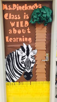 Wild about learning - my board!!! I'm proud!
