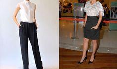 Tenha Estilo :: Dicas Curtas - Moda feminina – Cores no estilo clássico