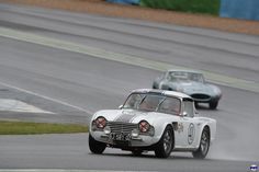 Classic Days 2016, Magny Cours. Faster than the Jaguar !