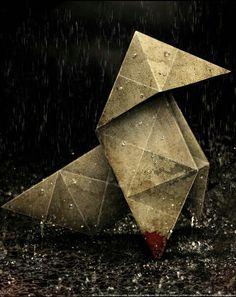 Heavy Rain - The Origami Killer.