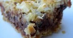 I thought most everybody had grown up eating dolly bars, but when I made these and took them to a party everyone wanted the recipe. I was ...