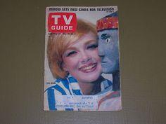 Vintage TV Guide Dec. 29-Jan 4-1962 Edie Adams
