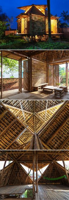 Blooming Bamboo Home by HP Architects