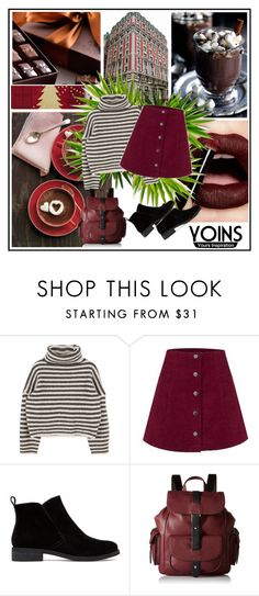 """""""Yoins"""" by mainlyd ❤ liked on Polyvore featuring Lucky Brand, Kenneth Cole Reaction and yoins"""